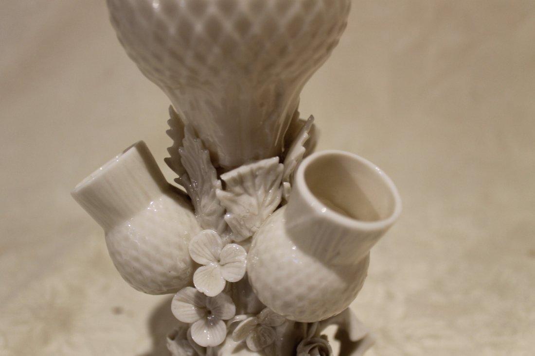 Belleek Vase - 7