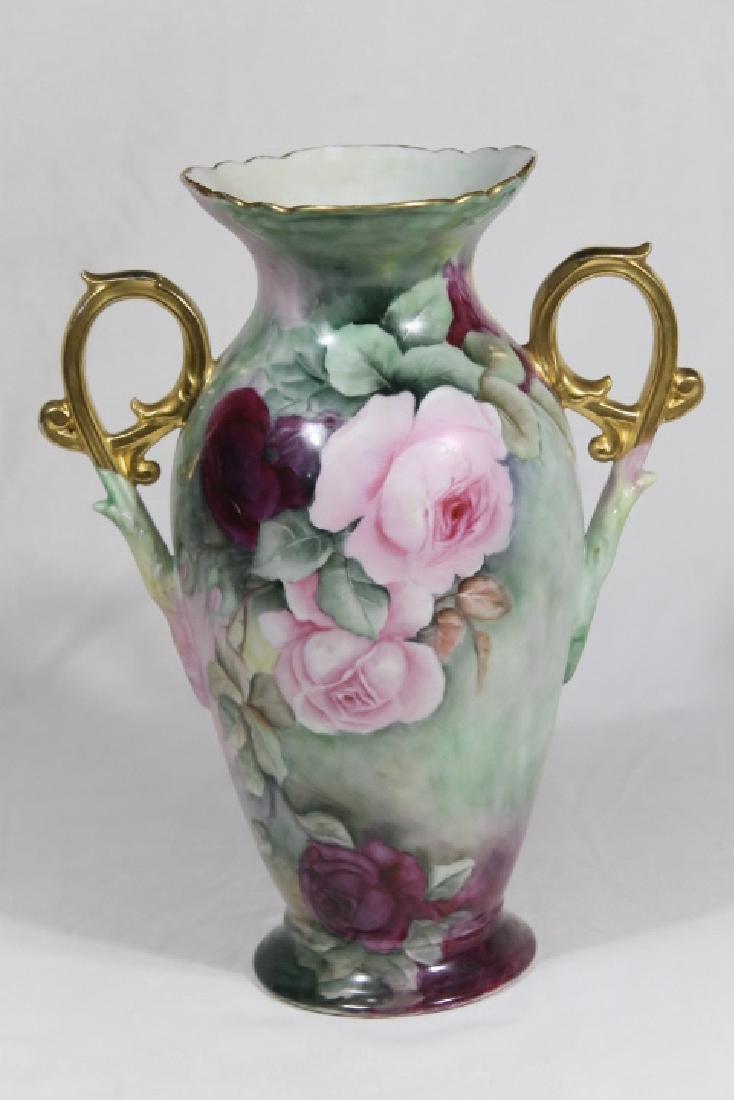 2 Porcelain Vases - 3