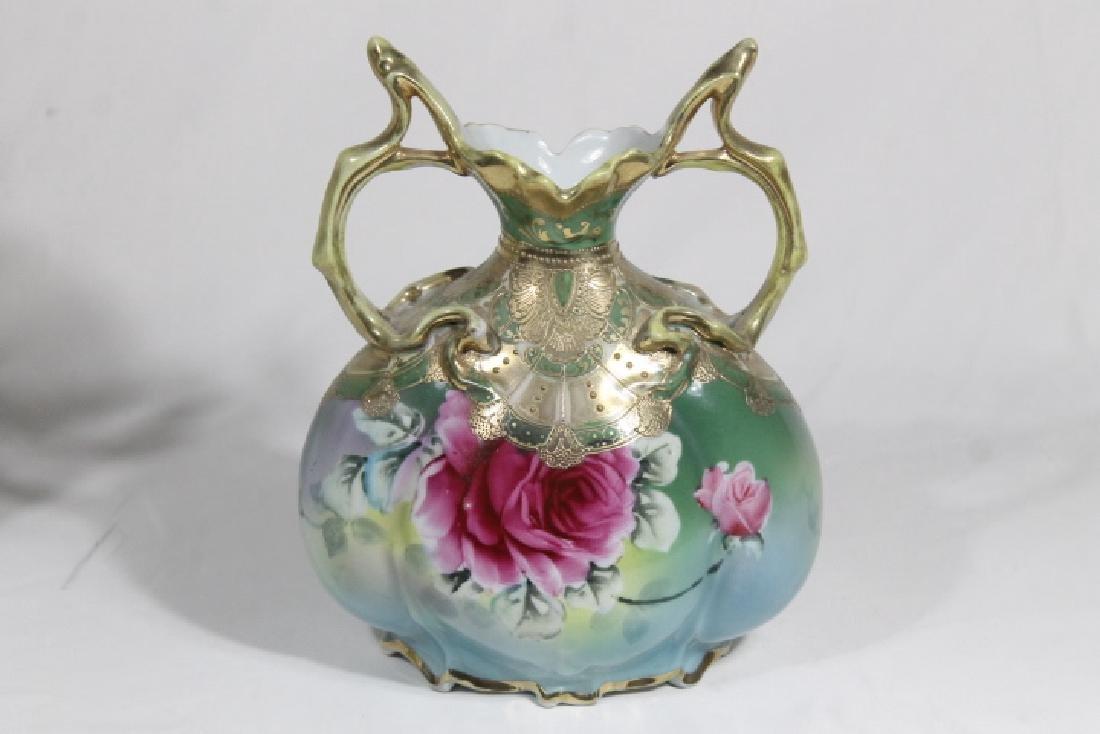 2 Porcelain Vases - 4