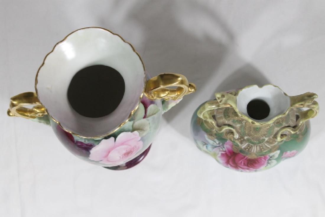 2 Porcelain Vases - 5