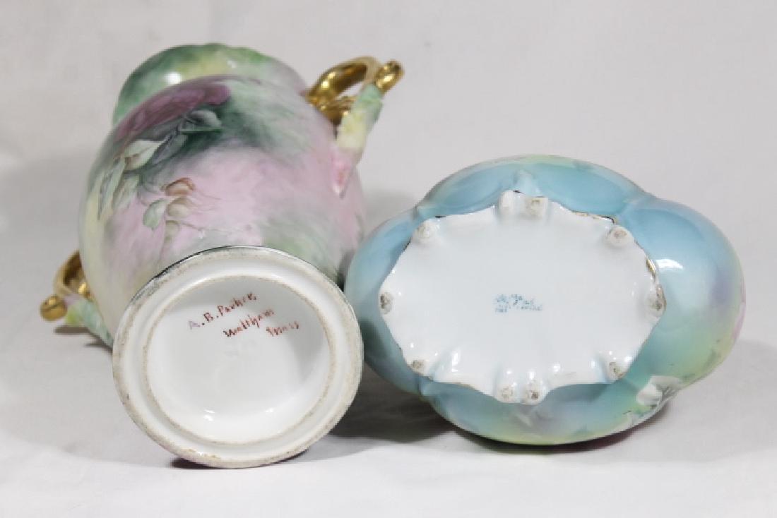 2 Porcelain Vases - 7
