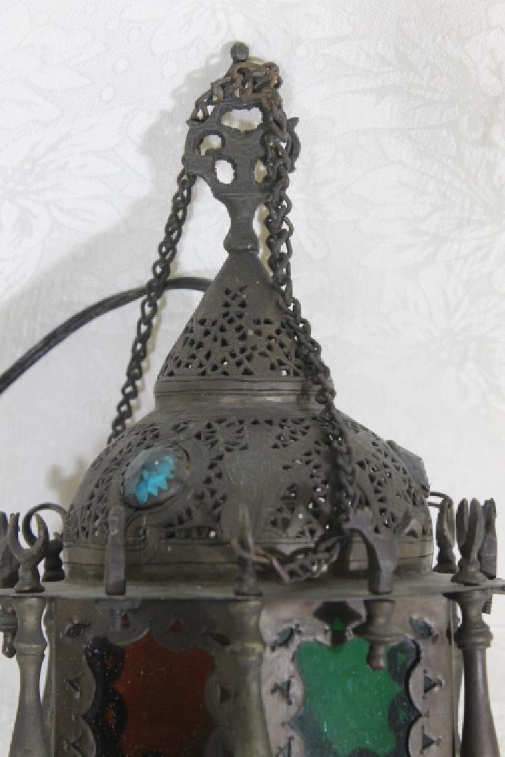 Moorish Hanging Lamp - 2