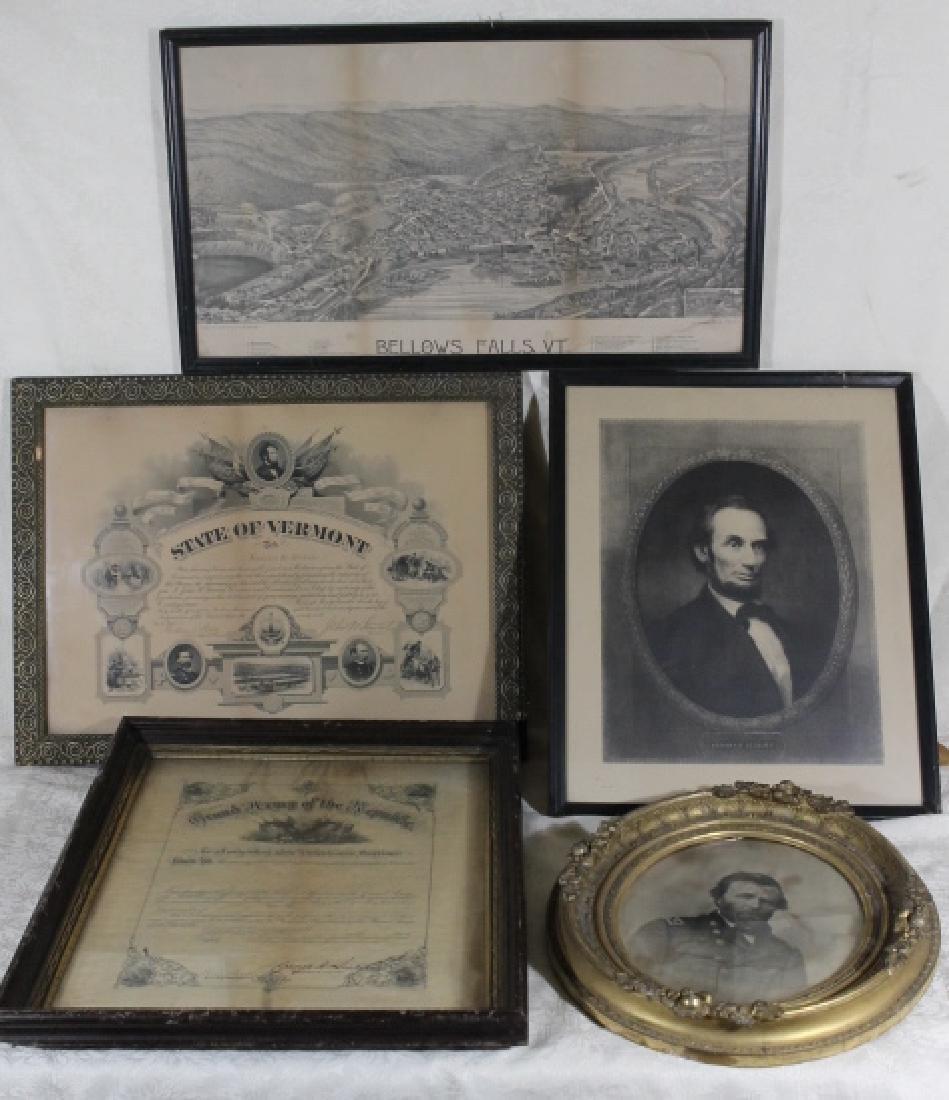 Five Early Prints