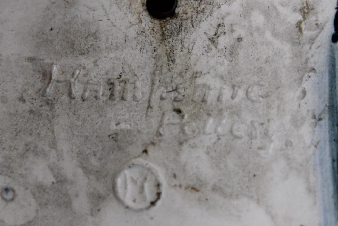 Two Hampshire Wall Fonts - 6