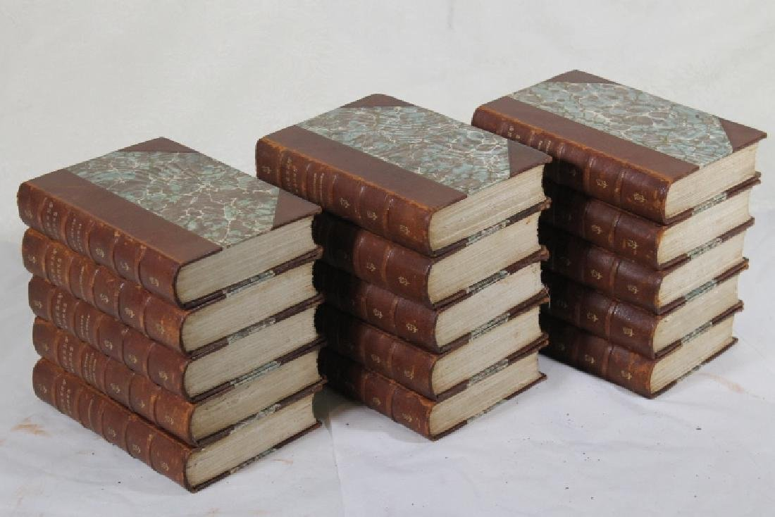 """15 Books, """"Dickens Works"""""""