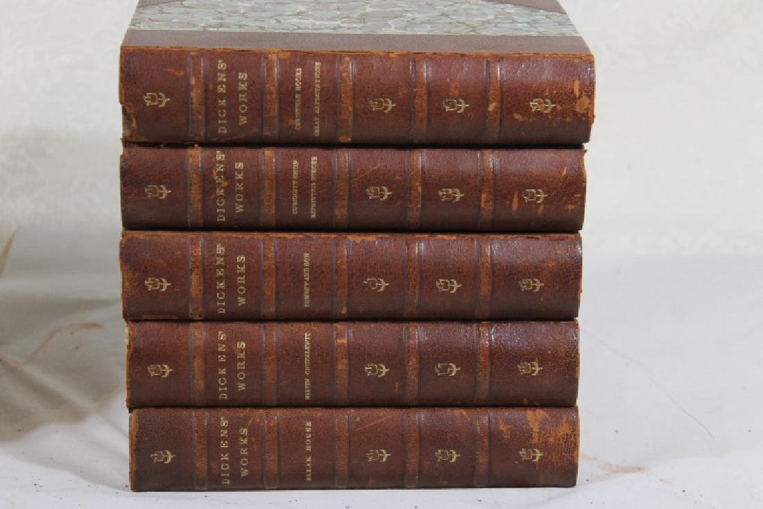 """15 Books, """"Dickens Works"""" - 5"""