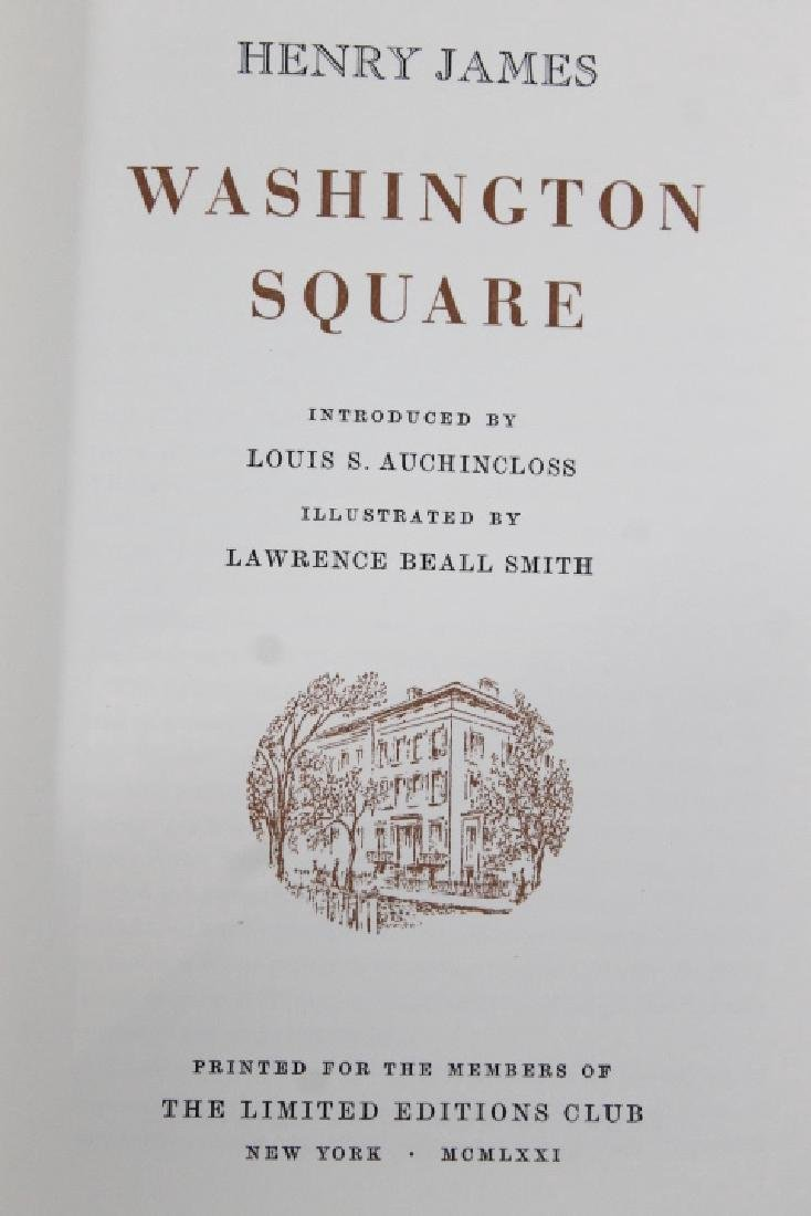 """Washington Square"" by Henry James - 4"