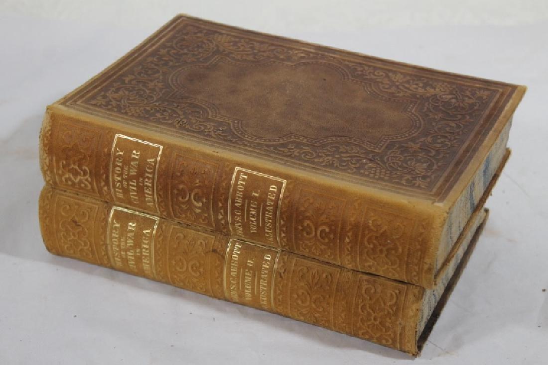 """""""History of the Civil War"""" Vol I & II - 2"""