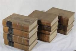 11 Medical Books, belonging to Frederick Hooper