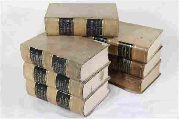 7 Medical Books, Hooper Mansion