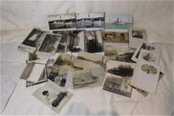 Lot of 41 Photo Postcards