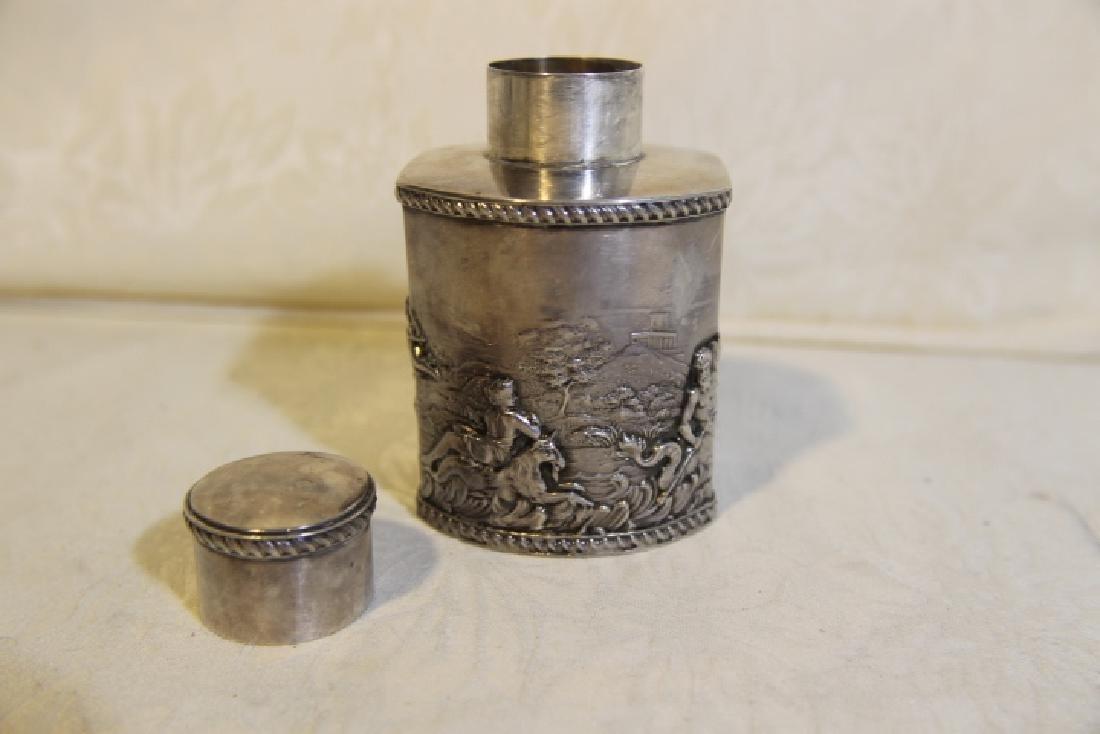 Hallmarked Silver Tea Service