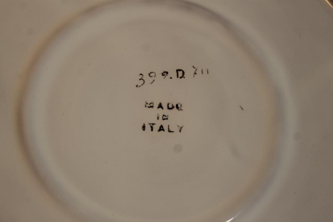 Italian Pottery Lot - 3