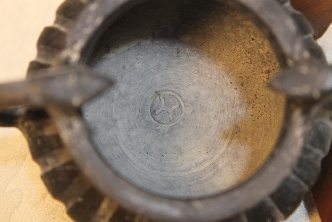 Black Clay Pot - 4