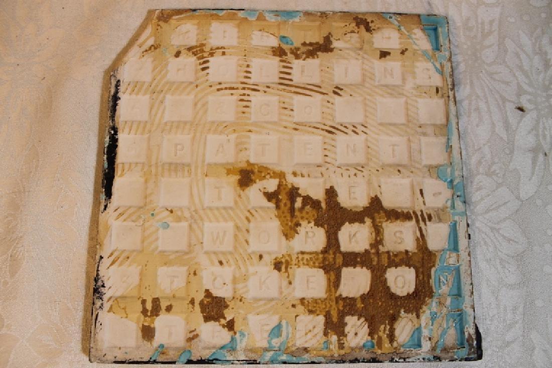 Four Minton Tiles - 3