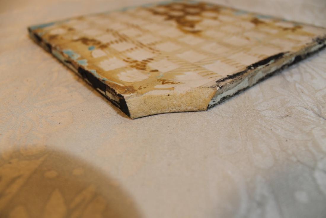 Four Minton Tiles - 4