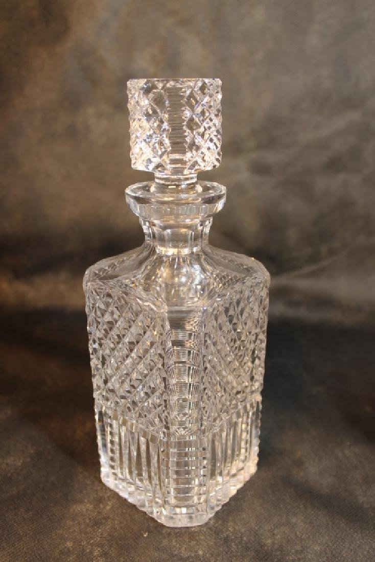 Waterford Decanter, & Vase - 2