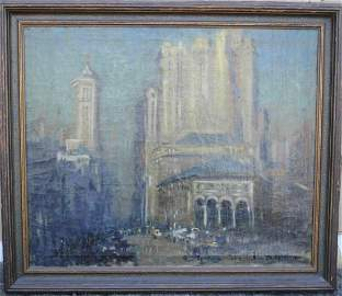 A.C. Goodwin Oil, Herald Square NYC