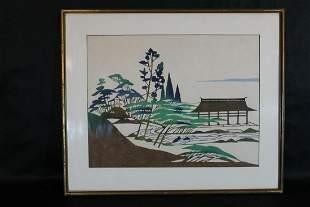 Nenjiro Inagaki [Japanes b.1902 - d.1963]