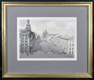 Russian Watercolor