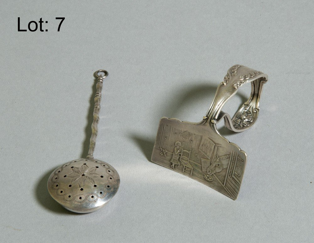 7: Sterling Pieces