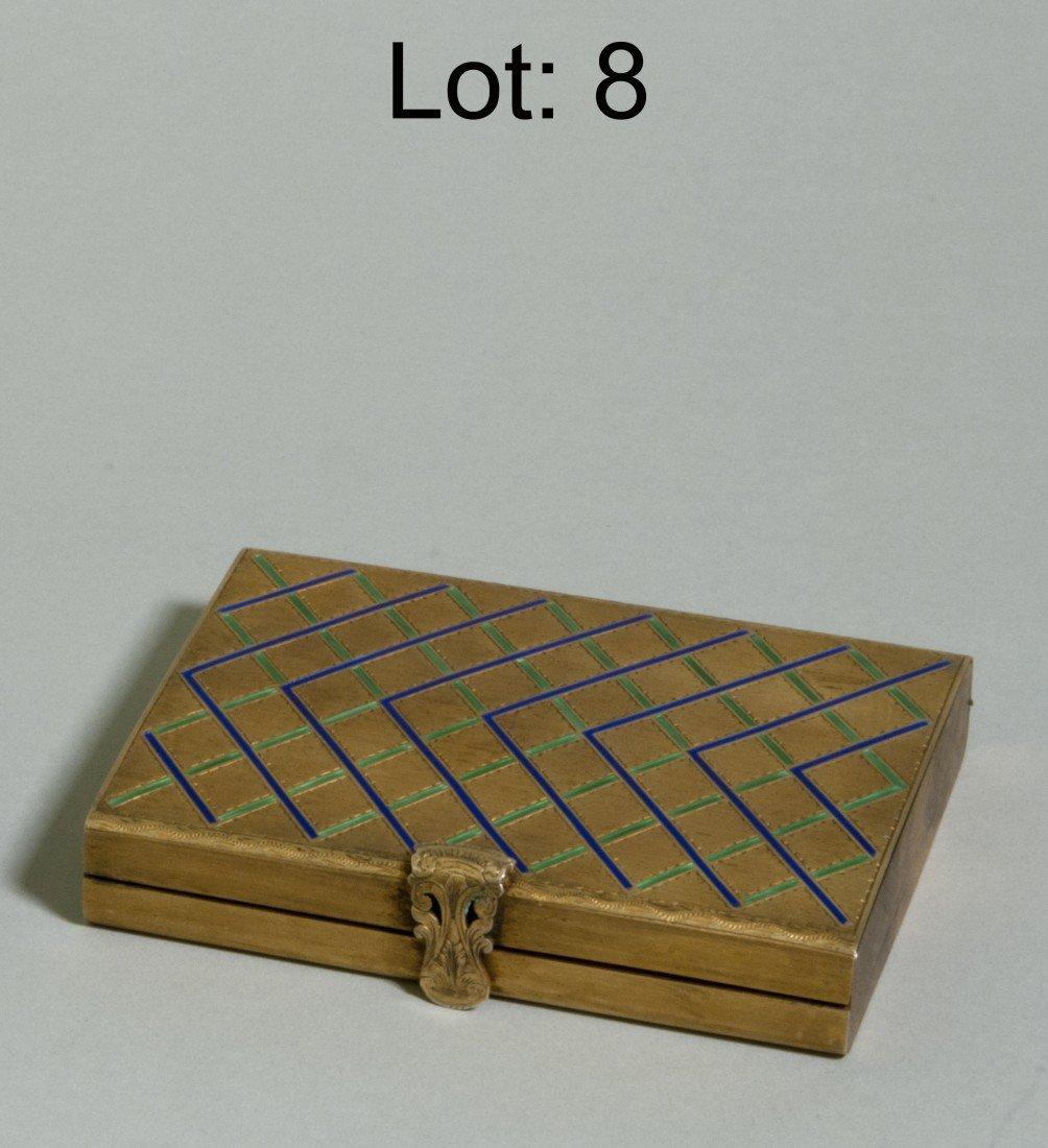 8: 800 Silver Box