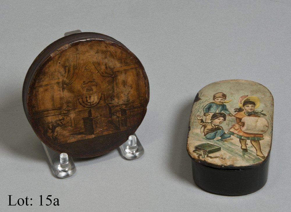 15A: 19th Century Snuff