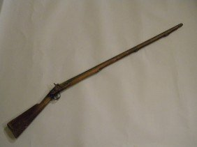 "Ketland & Company Kentuckey Caplock Rifle 58"" Long"