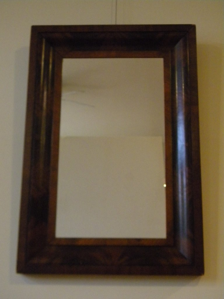 18: Ogee mirror