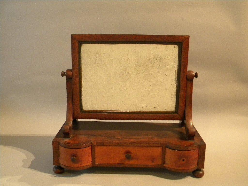 5: 19th Century Dressing Mirror