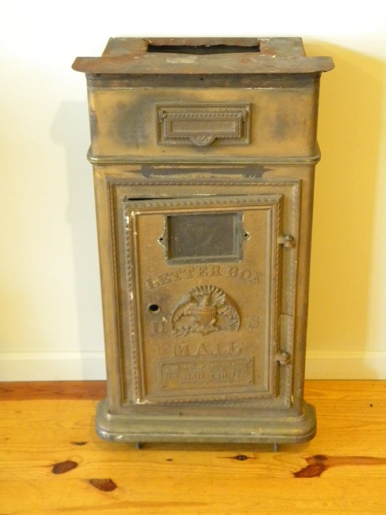 10: Mail Box, late 19th century