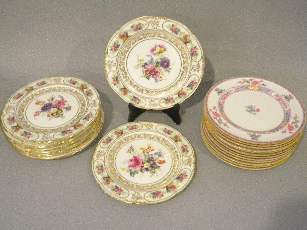 2 Sets Royal Doulton China