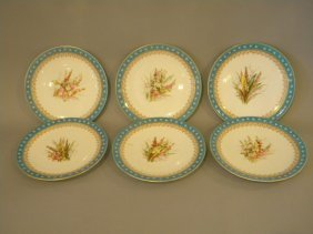 Royal Worcester Plates