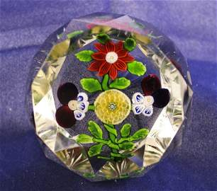 Baccarat, Antique Paperweight