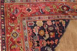 Hooked Oriental Design Carpet