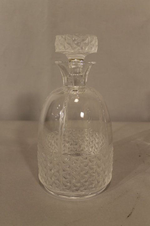 Lalique Decanter