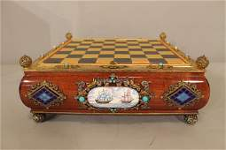 Austro-Hungarian 20th Century Chess Set