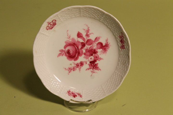 Meissen Small Bowl w/ Crown