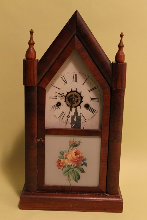 Gothic Shelf Clock