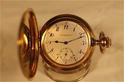 Vacheron & Constatin, 14 kt Gold Pocket Watch
