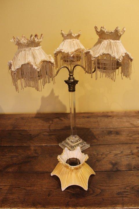 Candlestick Lamp, Cricklite