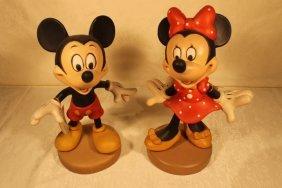 Conrad Moroder Mickey & Minnie