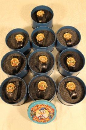 10 Donald Duck Wrist Watches