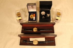 6 Assorted Wrist Watches
