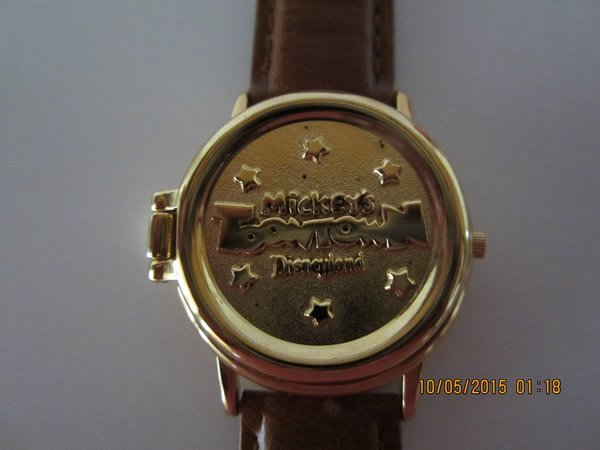 Disney Mickey Mouse Toontown Watch