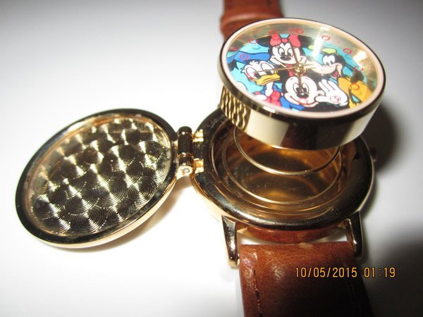 Disney Mickey Mouse Toontown Watch - 2