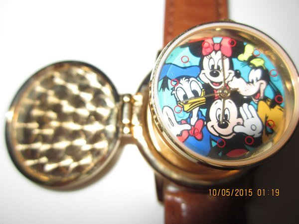 Disney Mickey Mouse Toontown Watch - 3