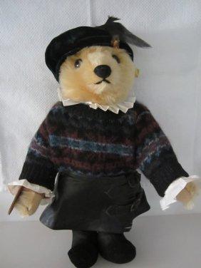 Steiff Polo Ralph Lauren Romance Girl Bear