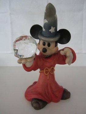 Anri Mickey Mouse Sorcerer's Apprentice Figure