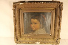 Portrait Of A Child, S.b. Holden
